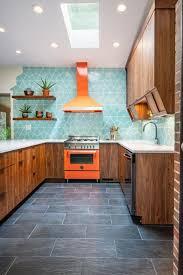 mid century modern walnut kitchen cabinets mid century modern 2020 design trend