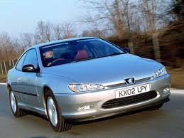 peugeot 406 coupe 2001 picture 9 of 13