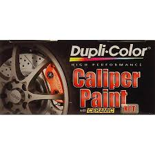 duplicolor caliper kit red 8 oz half pint aerosol kit bcp400