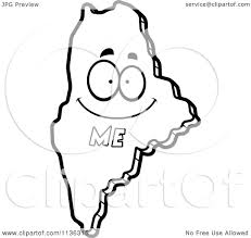 flag of pennsylvania coloring page within maine state coloring