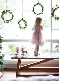 window wreaths diy mini window wreaths say yes