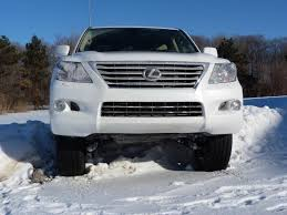 lexus suv in south africa review 2011 lexus lx570 the truth about cars