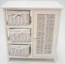Bathroom Storage Furniture With Drawers White Wicker Bathroom Storage Cabinets New Bathroom Ideas