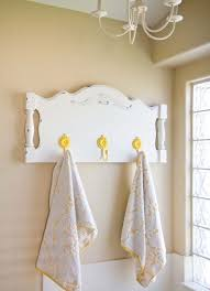7 unique towel holders you can make yourself diy