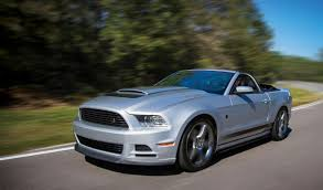 how much horsepower does a 2014 mustang v6 2014 roush rs mustang