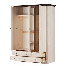 Schlafzimmer Schrank Container Montreux Kleiderschrank U2013 Für Ein Ländliches Zuhause Home24