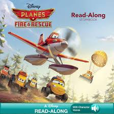 planes fire u0026 rescue storybook u0026 cd planes fire