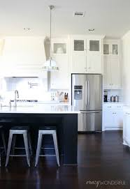 White Kitchen Black Island 535 Best K I T C H E N N O O K Images On Pinterest Dream