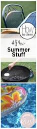 spring cleaning tips and tricks how to clean all your summer stuff how to clean your summer stuff