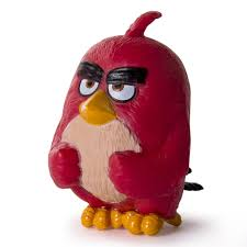 spin master angry birds angry birds collectible figure angry red