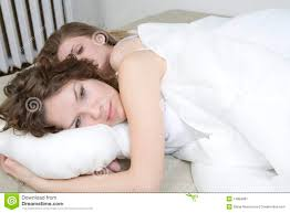 Cuddle In Bed Sisters Cuddling In Bed Royalty Free Stock Photography Image