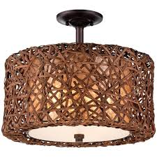 Bronze Semi Flush Ceiling Light by 242 Best Lights Images On Pinterest Wall Sconces Home And