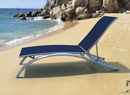 Patio Furniture Irvine Ca by Tropitone Reveals South Beach Elite Chaise Lounge Beach