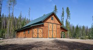 The Pole Barn The Evolution Of The Pole Building Design