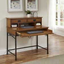 Oak Computer Desk With Hutch by Home Styles Modern Craftsman Computer Desk With Hutch And Keyboard