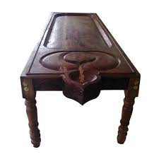 ayurvedic massage table for sale wooden ayurvedic massage dhoni at rs 46000 piece massage tables
