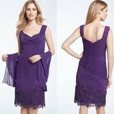 purple dresses for weddings knee length purple dresses for weddings 2013 modern fashion styles