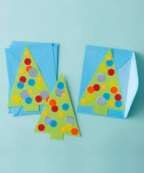 Easy Paper Craft For Kids - homemade christmas crafts for kids real simple