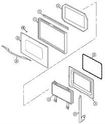 clean oven glass door how do i remove the inner glass on oven door of lamona hja fixya