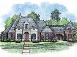 french country farmhouse plans house plan country french plans one story beautiful with traintoball