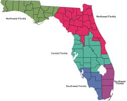 Map Southwest Florida by Florida Library Jobs