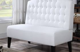 bench upholstered dining bench with back awesome backless bench