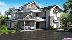 modern house in country 3600 sqft 5bhk modern sloping roof kerala villa design 9 stunning
