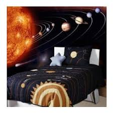 Space Themed Bedding Outer Space Bedrooms Decorate Solar System Bedrooms Boys