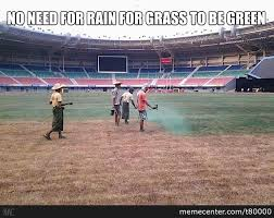 Grass Memes - green green grass of football stadium by t80000 meme center