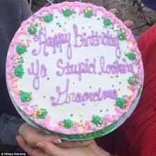 missouri woman reveals pregnancy mom rude cake daily