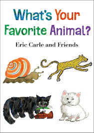 what u0027s your favorite animal by eric carle and friends board book