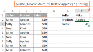 array formulas and functions in excel examples and guidelines