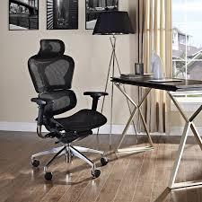 amazon com modway lift mesh ergonomic executive chair with