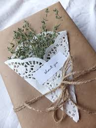 brown wrapping paper ideas paper doilies white paper and
