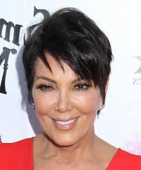 what is kris jenner hair color 2018 popular kris jenner short hairstyles