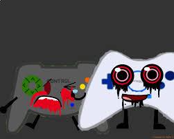 halloween controller zalgo controller kills controlly part 1 by thedrksiren on deviantart