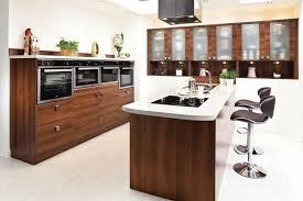 Interior Of A Kitchen Interior Cool Modern Corner Kitchen Bar Set Design For Small