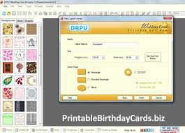 wedding program maker freware shareware wedding invitation card printing program downloads
