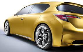 lexus is hatchback lexus lf ch hatchback concept teaser lexus enthusiast