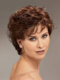 short curly hairstyles for round faces worldbizdata com