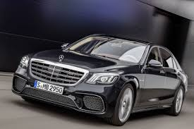 2018 mercedes benz s class facelift arrives s63 becomes bigger