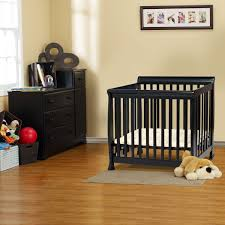 Baby Crib And Dresser Combo by Da Vinci 2 Piece Nursery Set Kalani Mini Crib And Combo Changer