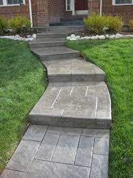 des plaines concrete steps des plaines step design des plaines