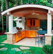 Kitchen Outdoor Ideas Download Covered Outdoor Kitchen Gen4congress Com