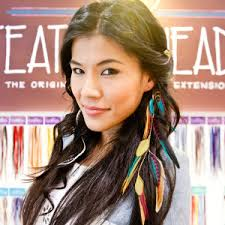 feathers in hair diy feather hair extensions