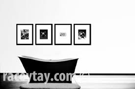Wall Art For Bathroom Black And White Art For Bathroom
