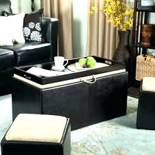 large padded coffee table black leather coffee table fancy large ottoman coffee table large