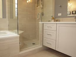 Bathroom Remodel Idea by Bathroom Remodeling Idea Integrated Bathtub And Shower Bench