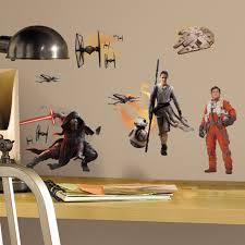 5 star wars wandtattoos that belong in each room star wars wandtattoo episode 7 star wars wall decals