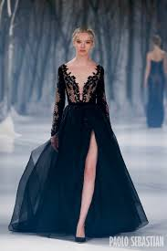 wedding dresses black friday fashion friday paolo sebastian a w 2015 2016 paolo sebastian